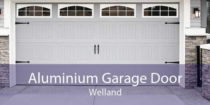 Aluminium Garage Door Welland