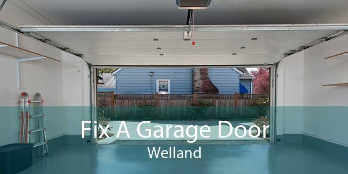 Fix A Garage Door Welland
