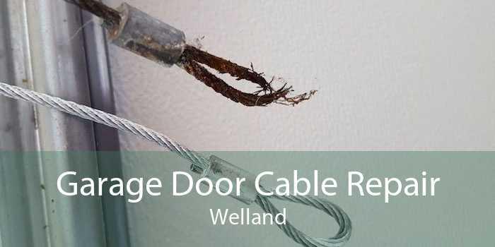 Garage Door Cable Repair Welland