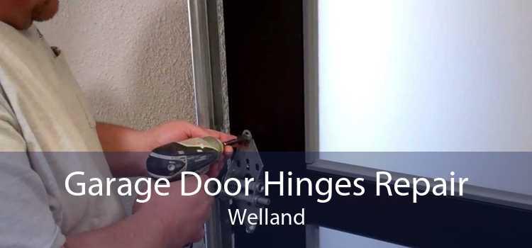 Garage Door Hinges Repair Welland