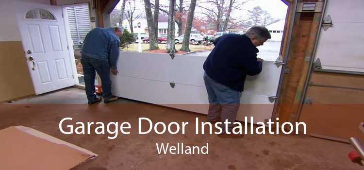 Garage Door Installation Welland