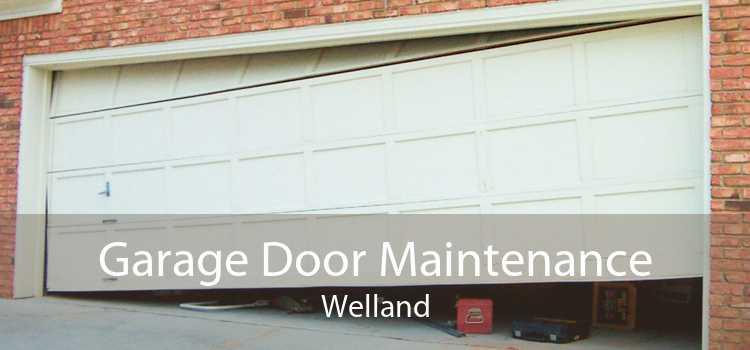 Garage Door Maintenance Welland