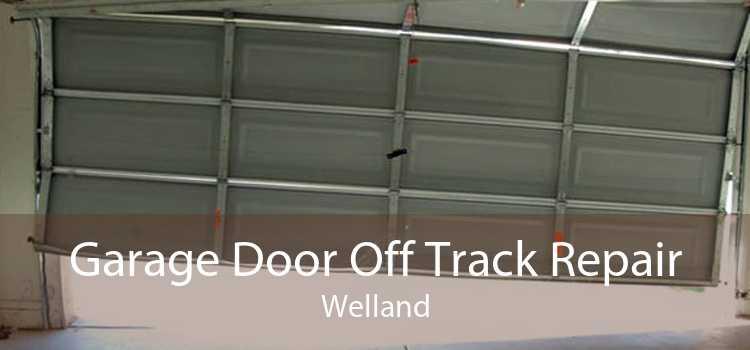 Garage Door Off Track Repair Welland