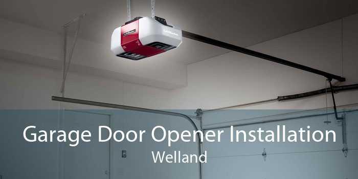 Garage Door Opener Installation Welland