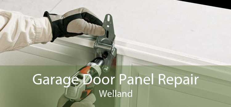 Garage Door Panel Repair Welland