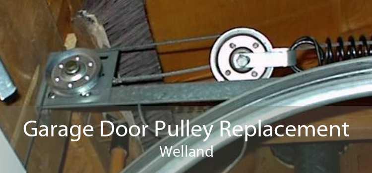 Garage Door Pulley Replacement Welland