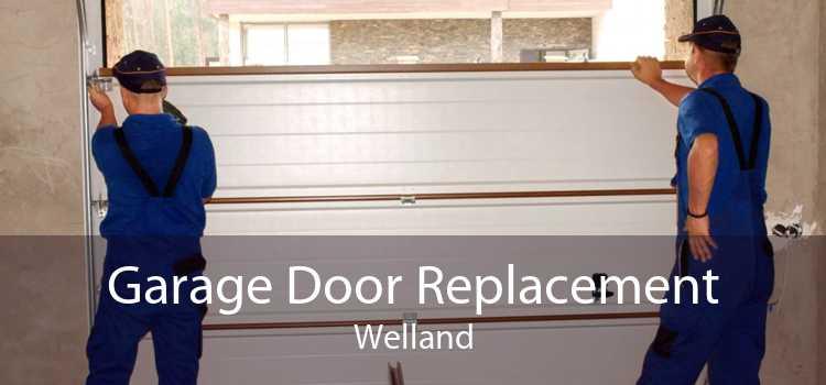 Garage Door Replacement Welland