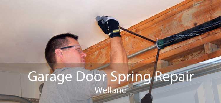 Garage Door Spring Repair Welland