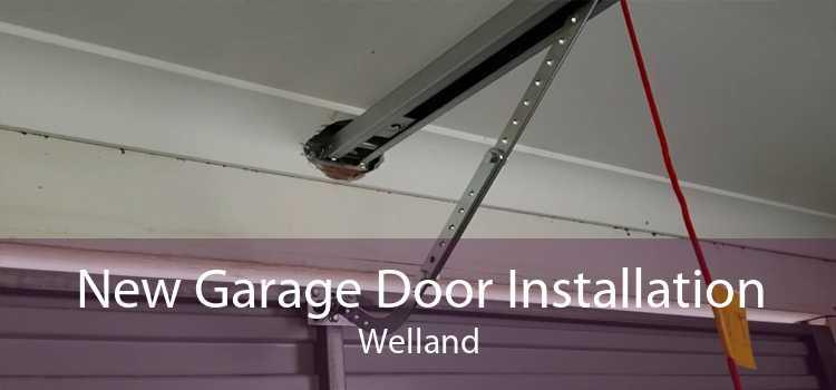New Garage Door Installation Welland