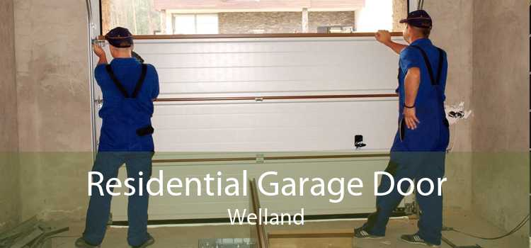 Residential Garage Door Welland