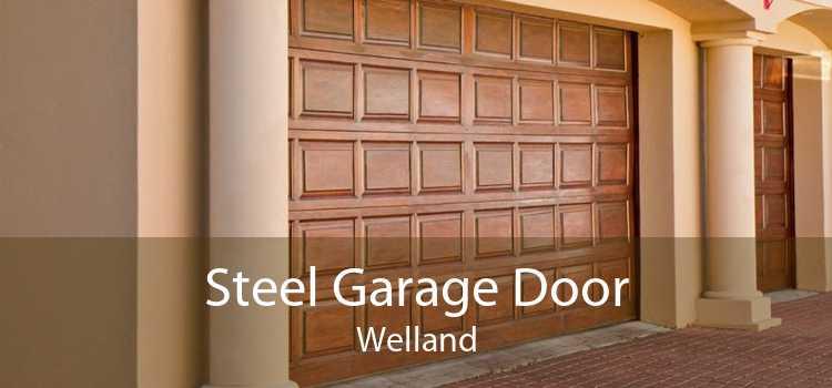 Steel Garage Door Welland
